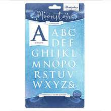 Hunkydory Moonstone Personally Yours Alphabet- Cutting Dies MSTONE046