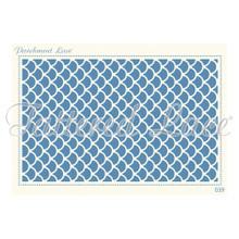 Parchment Lace Cate Parchement Grid