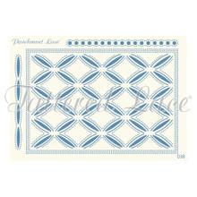 Parchment Lace Esme Parchement Grid