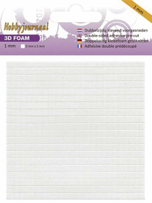 Hobby Journ EEL Double Sided Adhesive Foam Pads 2 mm