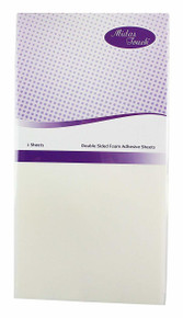 Midas Touch Double-Sided Foam Adhesive Sheets 6x12' 2-Sheets Per Pack