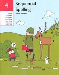 Sequential Spelling Level 4 Student Workbook