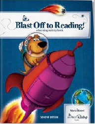 All About Reading Level 1 Blast Off to Reading! Student Activity Book