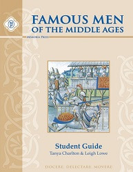 Famous Men of Middle Ages Student Guide