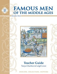 Famous Men of Middle Ages Teacher Guide