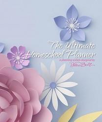 Ultimate Homeschool Planner (Pink)