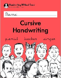 3rd Grade - Cursive Handwriting