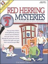 Red Herring Mysteries 2