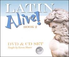 Latin Alive 2 DVD & CD Set