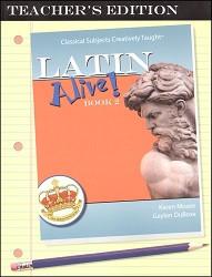 Latin Alive 2 Teacher