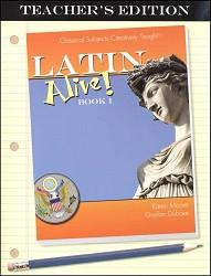 Latin Alive 1 Teacher