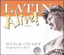 Latin Alive 1 DVD/CD