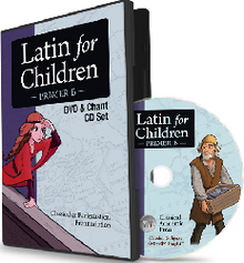 Latin for Children B DVD/CD