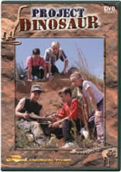 Project Dinosaur DVD