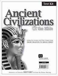 History Revealed: Ancient Civilizations Test Kit