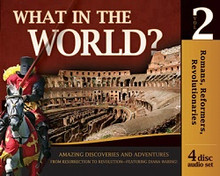 History Revealed: What in the World? - Volume 2