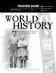 World History: Observations & Assessments from Creation to Today Teacher