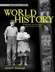World History: Observations & Assessments from Creation to Today Student