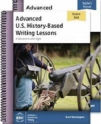 Advanced U.S. History-Based Writing Lessons Combo