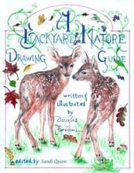 Backyard Nature Drawing Guide