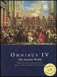 Omnibus IV Text w/Teacher CD