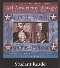 All American History 2 Reader