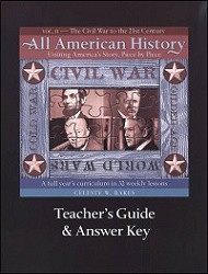 All American History 2 Teacher