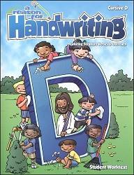 Reason for Handwriting  D