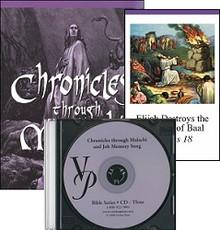 Chronicles through Malachi and Job Set