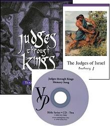 Judges through Kings Set
