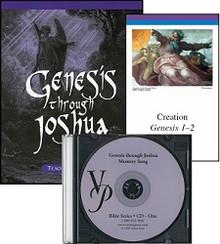 Genesis through Joshua Set