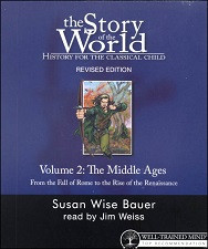 Story of the World 2 Audio CD