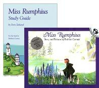 Miss Rumphius Guide/Book