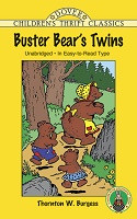 Buster Bear's Twins