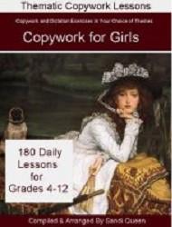 Copywork for Girls