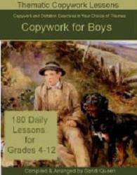 Copywork for Boys