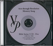 Acts through Revelation CD