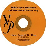Middle Ages, Renaissance and Reformation CD