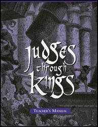 Judges through Kings Teacher