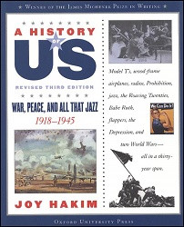 History of US # 9: War, Peace, and All That Jazz