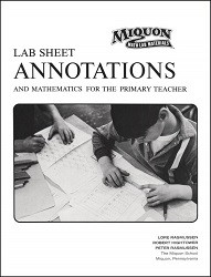 Miquon Lab Sheet Annotations