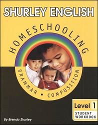 Shurley English 1 Workbook