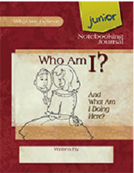 Who Am I? (And What Am I Doing Here?) Junior Journal