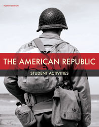 American Republic Student Activities Manual 4th Edition