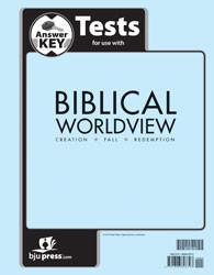 Biblical Worldview Test Key  (ESV)