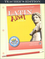 Latin Alive 3 Teacher's Edition