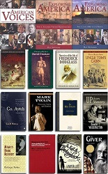 4. Exploring America Set with Literature Package