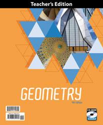 Geometry Teacher's Edition 4th Edition