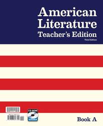 American Literature Teacher's Edition 3rd Edition