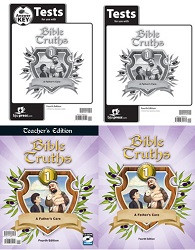 Bible Truths 1 Subject Kit 4th Ed.